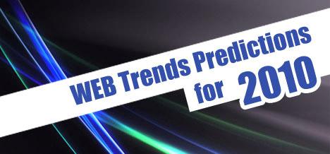web trend predictions