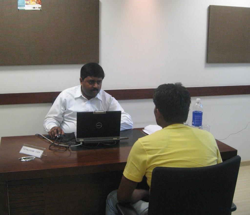 Dot Com Infoway- Recruitment Panel