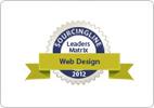 SourcingLine's Leaders Matrix for Web Development