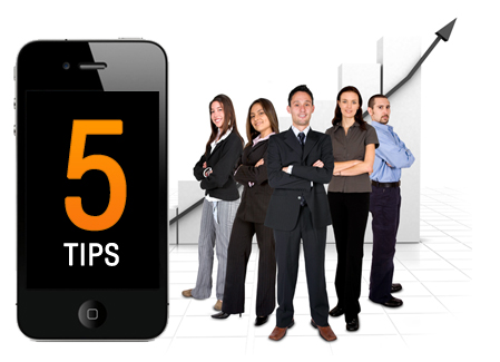 5 Tips for Mobile App Developers
