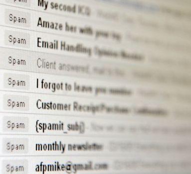 DMARC, Stop spam, phishing