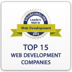 Sourcingline Top 15 Web Development Companies