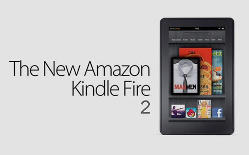 new amazon Kindle Fire2