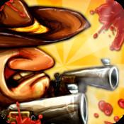 Cowboy vs. Ninjas vs. Aliens Games App