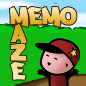 MemoMaze Games Apps
