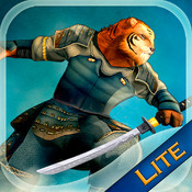 Samurai Tiger Lite Games Apps