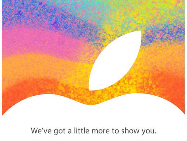 Apple Sends Invitations for iPad Mini Media Event