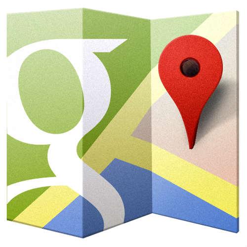 Google Maps with indoor floor plans for desktop