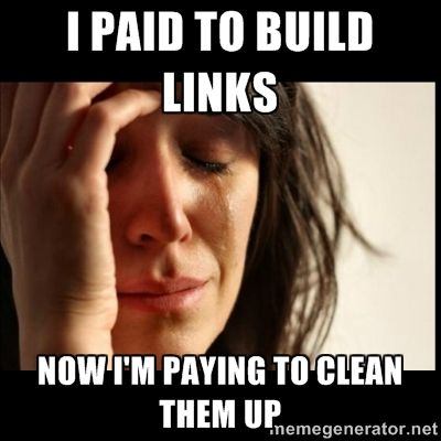 Meme-Paid Links-SEO