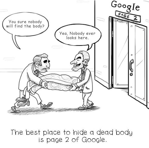 Meme-Google-SEO
