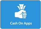 DCI Cash on App Logo