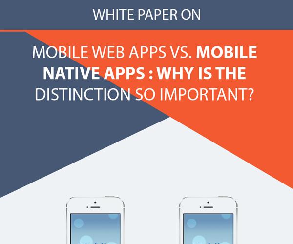 Mobile Web Apps vs. Mobile Native Apps