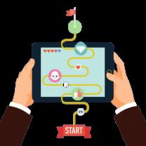 Games app development