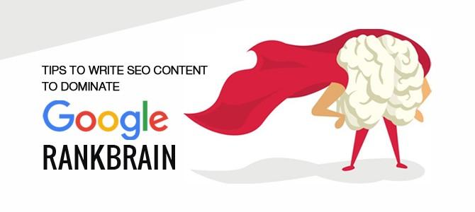 Google Rank Brain