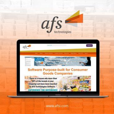 AFSI Web Design Portfolio