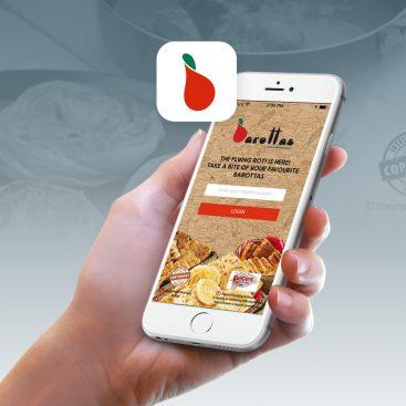 Borottas Mobile App Development Portfolio