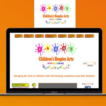Children Web Development Portfolio