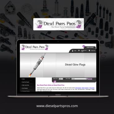 Diesel Web Design Portfolio