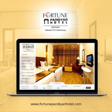 Fortune-Pandiyan Web Design Portfolio