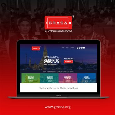 GMASA Web Development Portfolio