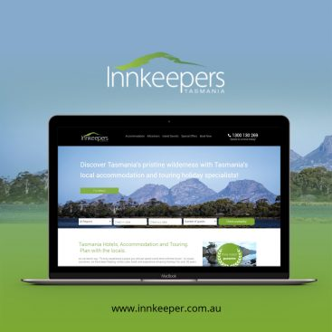 Innkeepers Web Development Portfolio