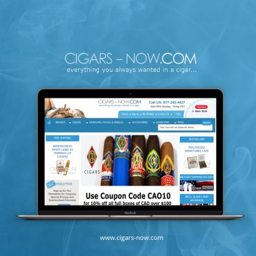 acid cigars now Web Development Portfolio