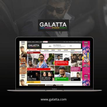 Galatta Web Design Portfolio