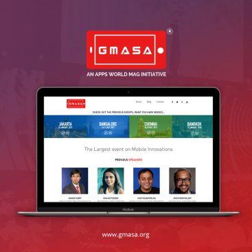 GMASA Web Design Portfolio