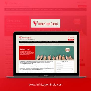 illinois Tech India Digital Marketing Portfolio