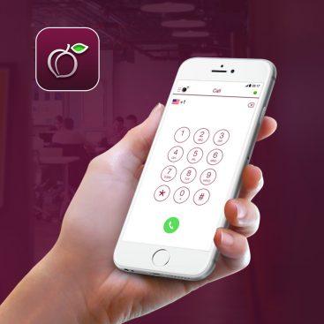 iPlum Business Phone Number App Marketing Portfolio