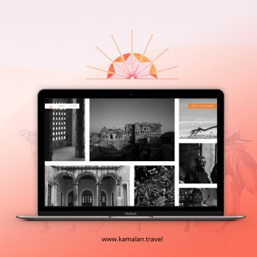 Kamalan Travels Web Development Portfolio