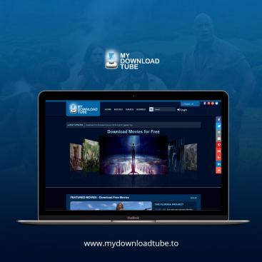 Mydownloadtube Web Design Portfolio
