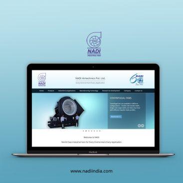 Nadiindia Web Development Portfolio