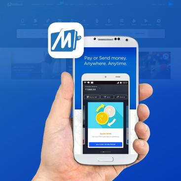 Recharge, Payments & Wallet App Marketing Portfolio