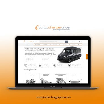 Turbo Charger Pros Application Development Portfolio