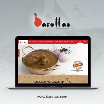 Barottas Web Design Portfolio