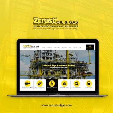Zerust Web Design Portfolio