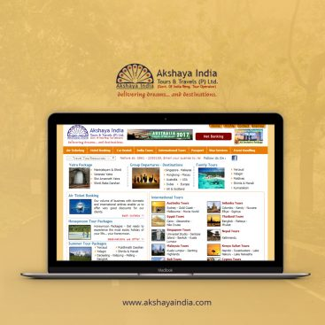 Akshaya India Digital Marketing Portfolio