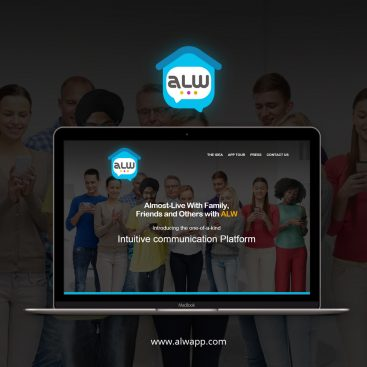 Alw app Web Development Portfolio