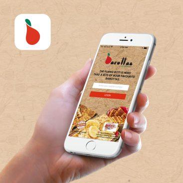 Barottas Mobile App Development Portfolio