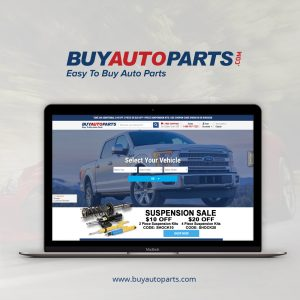 Buy Auto Parts - Web Development Case Study