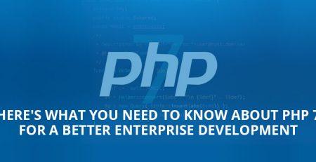 PHP 7 for enterprise development