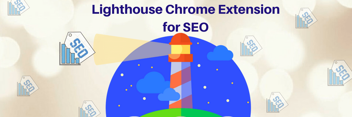 Lighthouse Chrome Extension for seo