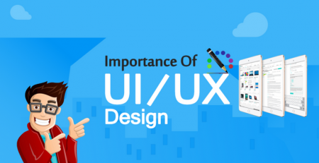 UI UX Design in Apps