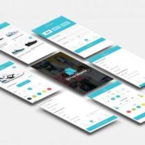UI UX app design