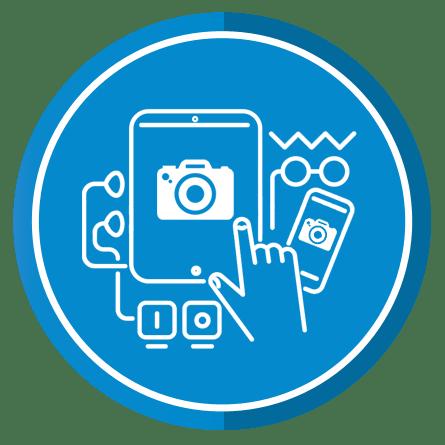app-screenshot-icon-design