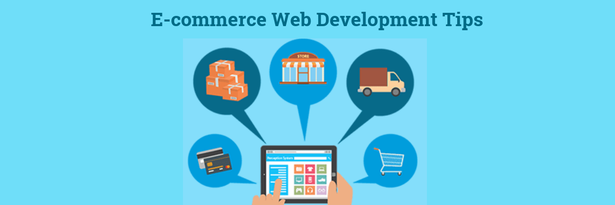 e-commerce web development tips