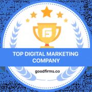 GoodFirms - Top Digital Marketing Company