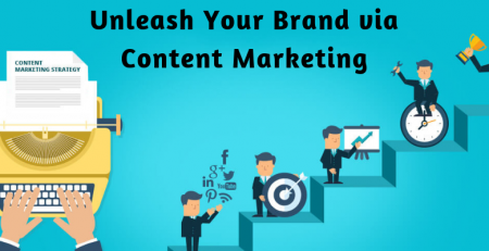 Unleash Your Brand via Content Marketing