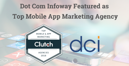 Top mobile app marketing agency - clutch